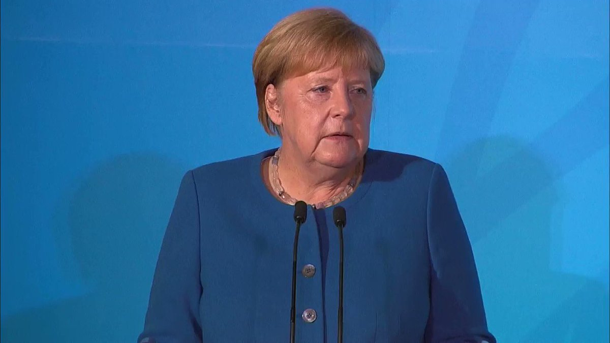 Angela Merkel, German Chancellor: Industrial nations are those that have caused global warming as we see it today. The developing countries are those that suffer most from this phenomenon.