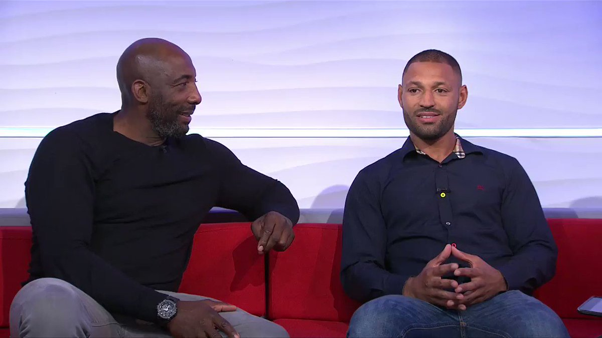 🗣I believe it can happen now. 🙏 @SpecialKBrook says that the fight with @amirkingkhan has to happen for the fans Read more: skysports.tv/v0Cnce