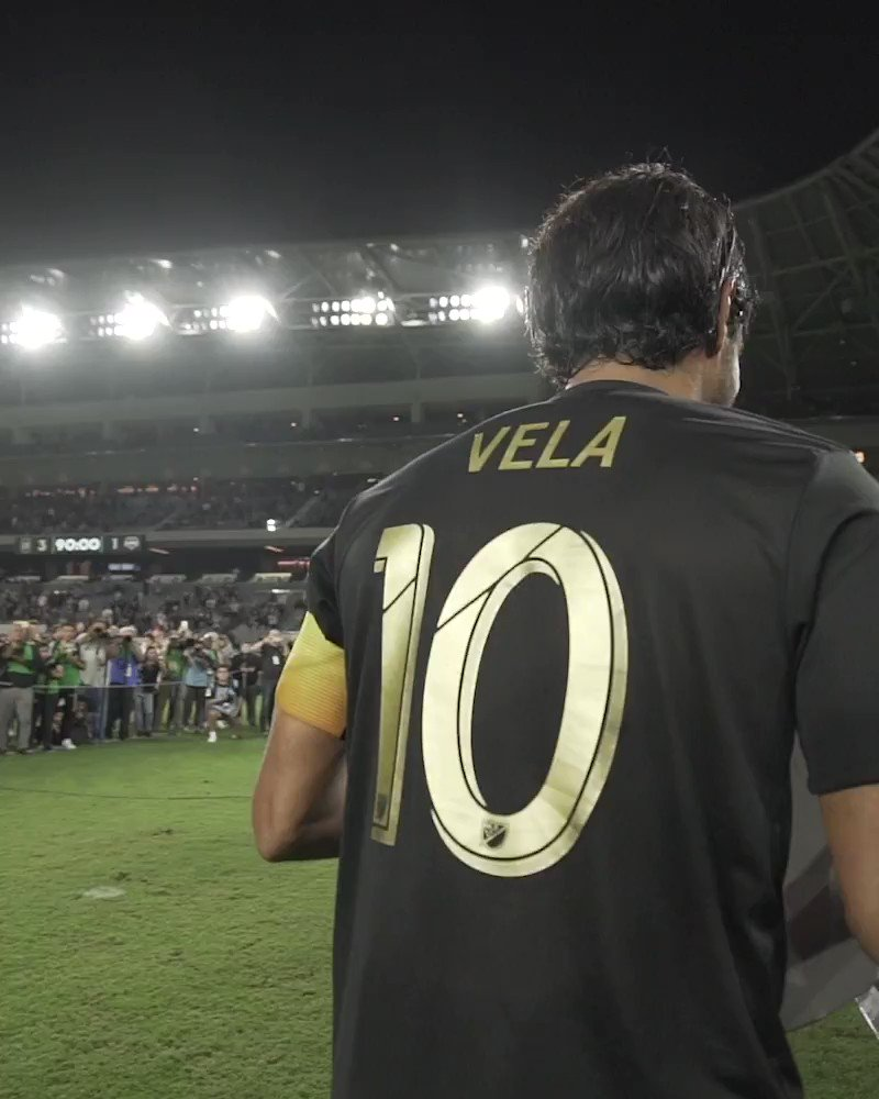 For the Club. For the Fans. For Los Angeles. #LAFC