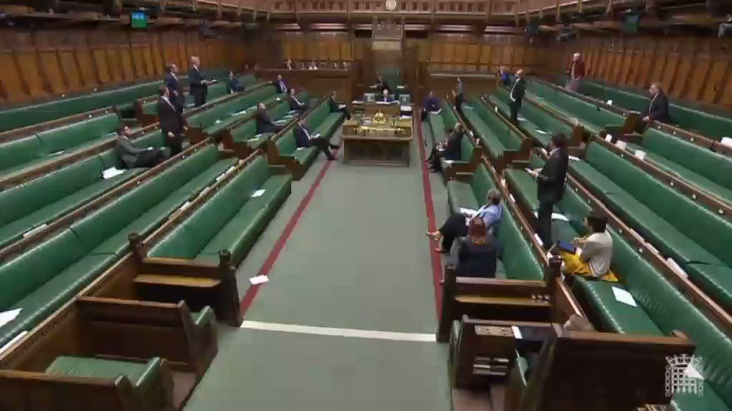 In this afternoons debate on the principles of democracy, I reminded the @HouseofCommons that the best way to address widespread public anger at the idea of democracy being thwarted is to deliver on the vote of the referendum and ensure that we leave the EU on the 31st October.