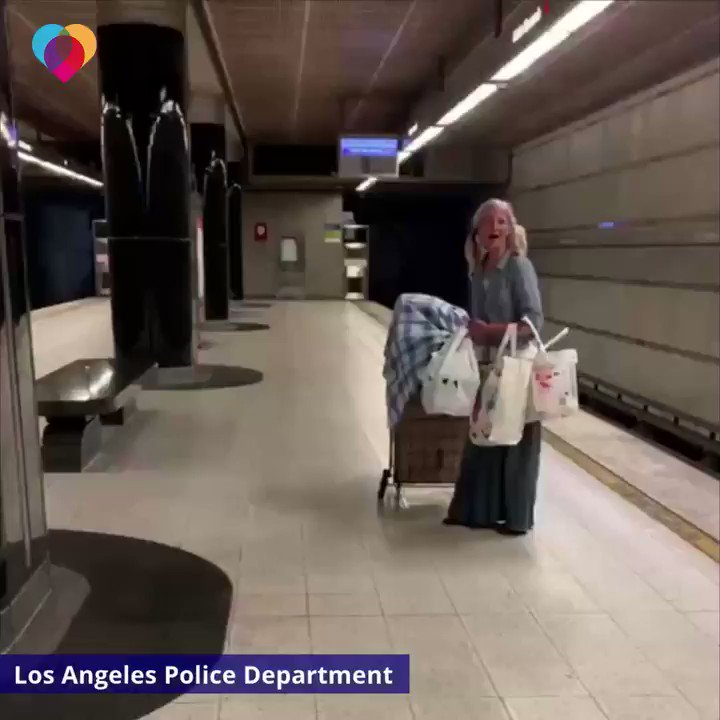 Mysterious viral LA subway singer is revealed as classically trained musician who was made homeless by medical bills and had her $10k violin stolen on the streets dailym.ai/2oCWbXE
