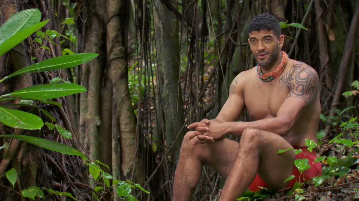 Survivor nudity