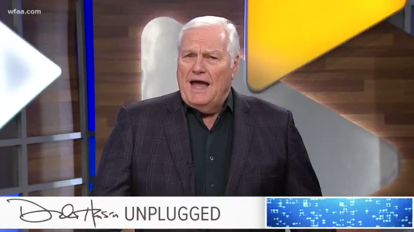 .@dalehansen went Unplugged tonight on the sentencing of Amber Guyger. More: wfaa.com/bothamjean