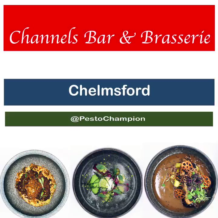 💕 Loved the new #plantbased & rustic #finedining menus at @ChannelsCE #restaurant in Chelmsford 😋Great views, #tasty flavours, thanks Chef Dan Pitts😃Can't wait to return to . It's even #dogfriendly! 😎😍