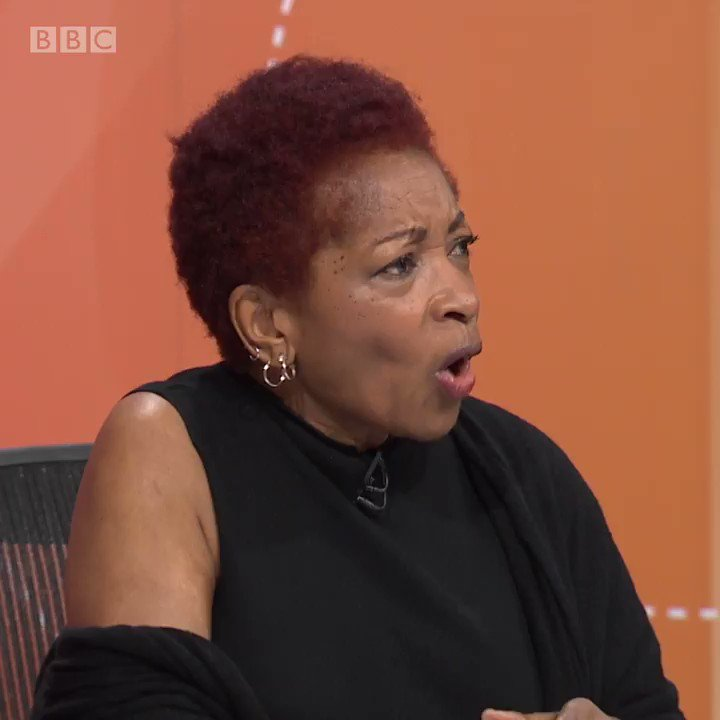 I'm sorry, but can Bonnie Greer please run everything 👏🏼👏🏼👏🏼 #BBCQT