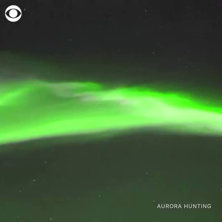"""MESMERIZING: A photographer in Finland captured a breathtaking display of the Northern Lights last weekend — and he said it was the best """"aurora storm"""" he'd seen in years ✨"""