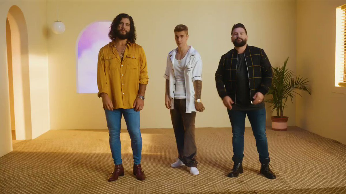 If you need me Ill be here listening to @DanAndShay & @justinbiebers new song #10KHOURS on repeat for the rest of my life ❤️ Listen: ihr.fm/iHeart10000Hou…