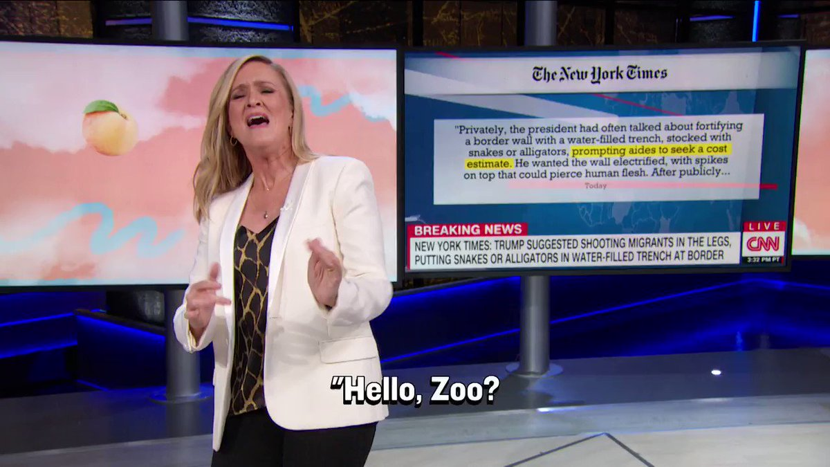 After getting off the phone with Ukraine, the White House had a more important place to call: the zoo.