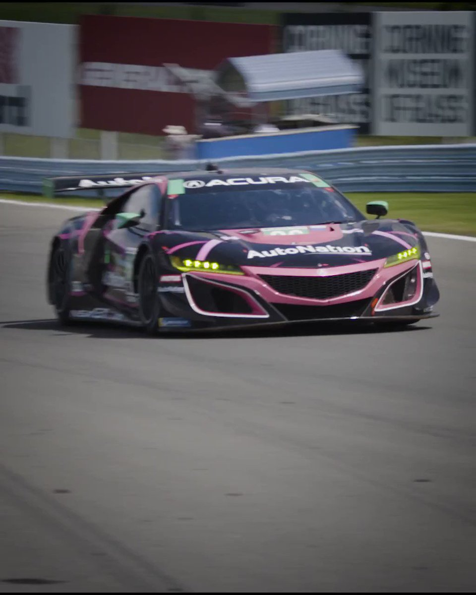 6 Championships. 4 cars. 2 classes. 1 dream. Team Acura is one race away from winning Driver, Manufacturer & Team Championships for both DPi & GTD classes. Good luck to the @Team_Penske ARX-05 and @MeyerShankRac #NSX GT3 cars this weekend at @RoadAtlanta! #MotulPetitLeMans