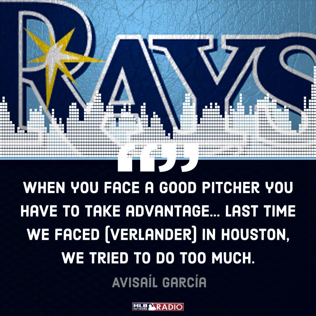 @MLBNetworkRadio's photo on Rays