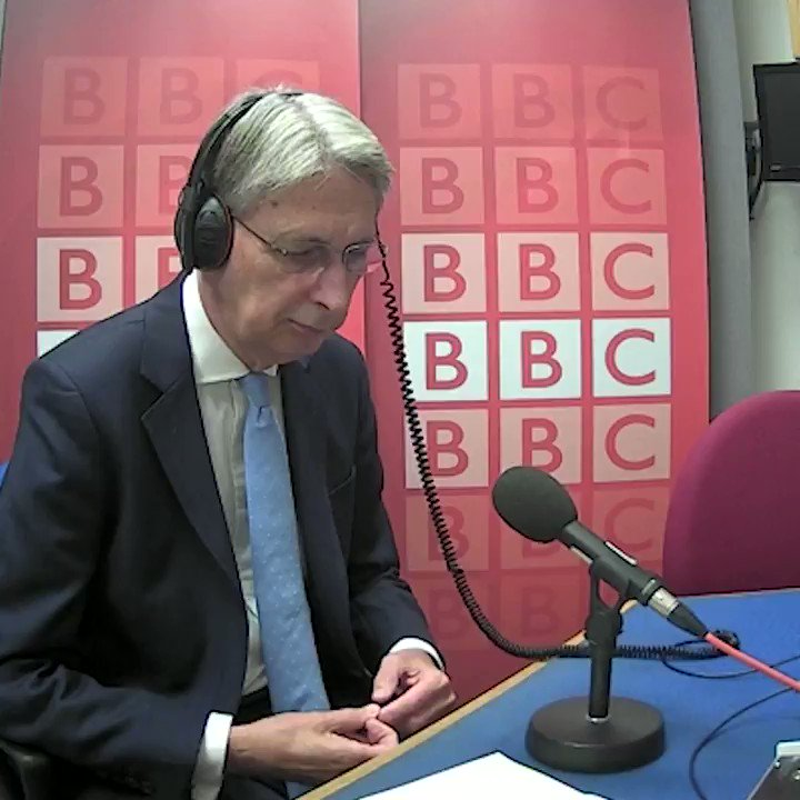 Ex-chancellor @PhilipHammondUK would not support a general election at the moment. I dont think an election solves our problem here #r4today bbc.in/2IEon3n