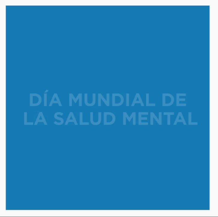 #WorldMentalHealthDayIr al psiquiatra no debería ser algo que nos avergüence o atemoriceMás en http://lopezdoriga.com