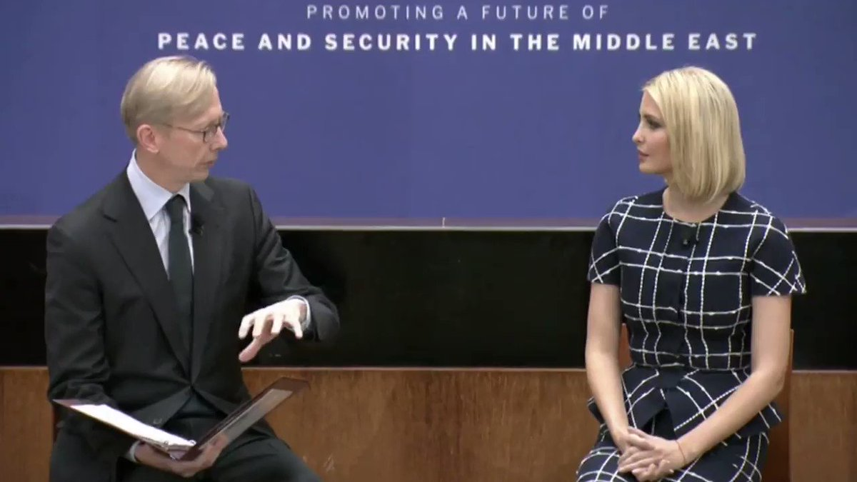 WGDP was developed as a way to operationalize the Presidents national security strategy which explicitly states the critical and vital way women play in promoting peace and stability. @IvankaTrump and Brian Hook addressed the #WarsawProcess Human Rights Working Group.