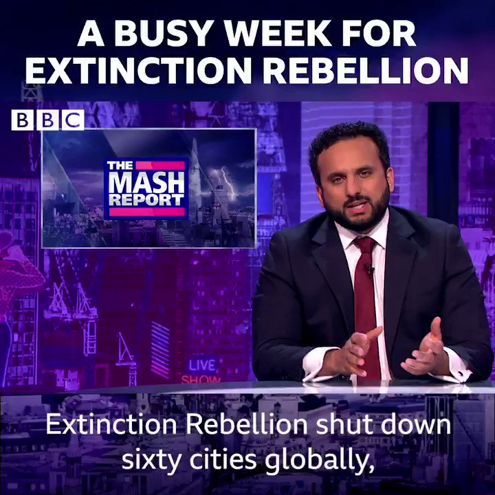 Can't praise this clip strongly enough! I'm glad to see #TheMashReport provide some intelligent, eloquent and (most importantly) funny observations about the need for #ClimateAction...