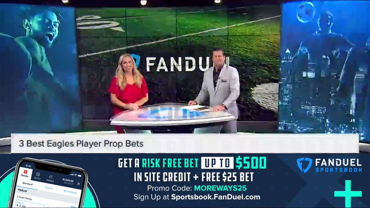 O/U 242.5 passing yards for Carson Wentz vs Minnesota? 🦅  @mrogondino gives his prediction alongside @daniklup on the latest episode of @MoreWaysToWinTV 📺