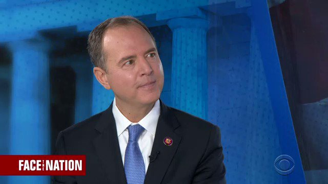 Adam Schiff Says Whistleblower May Not Testify, Safety 'Primary Interest'
