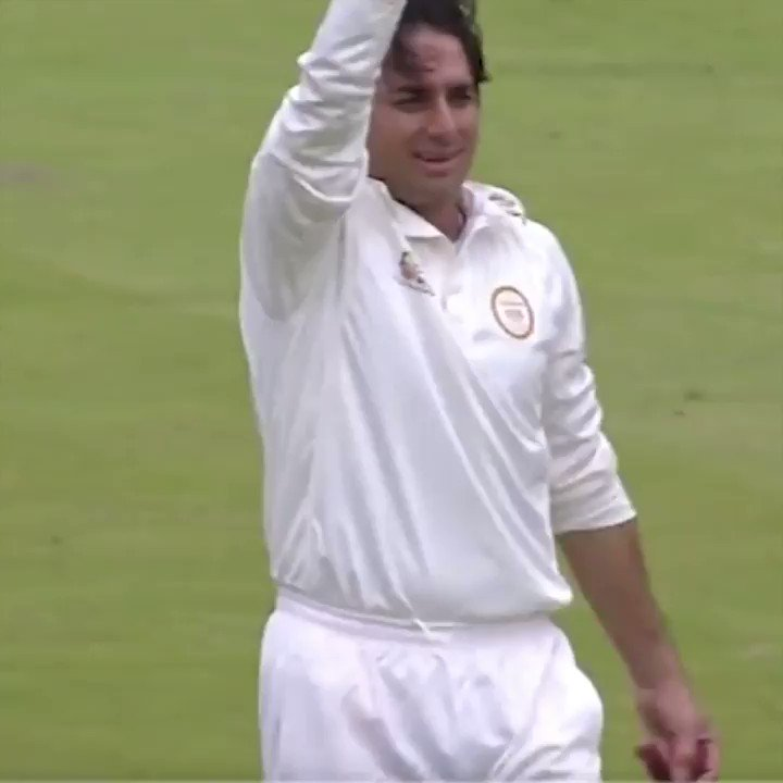 🎂 Happy Birthday, @REALsaeedajmal!Here's a throwback to his battle with @gilly381 in the Lord's Bicentenary Match in 2014 ⬇️#LoveLords