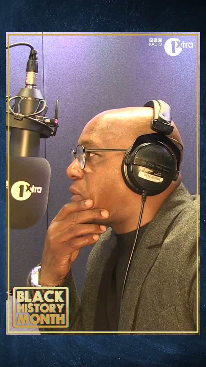 """""""I love the culture"""" - @IanWright0 🙏🏽  The #Arsenal and #England football legend talks about plugging back into the culture after being kept away by agents, and discusses the cultural impact of his 'bogle' celebration w/ @djace. 🙌🏾  #BHM #BlackHistoryMonth"""