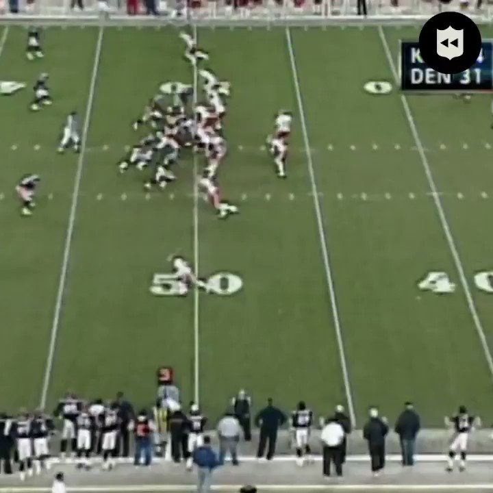 Dante Hall LOVED playing against the Broncos. @ogxfactor82 #ChiefsKingdom #KCvsDEN: Tonight (8pm ET) on @nflnetwork | @NFLonFOX | @PrimeVideo