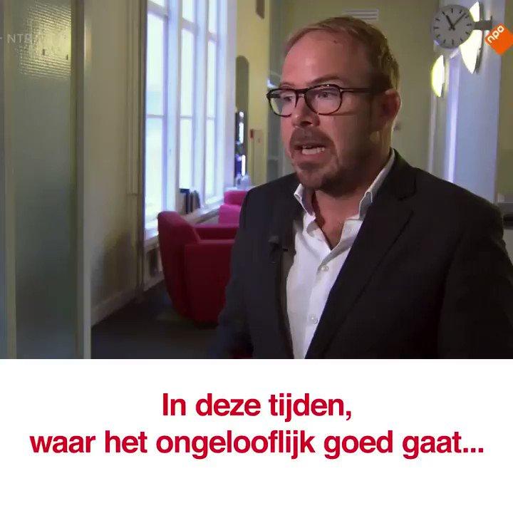 Image for the Tweet beginning: Miljoenen Nederlanders dreigen gekort te