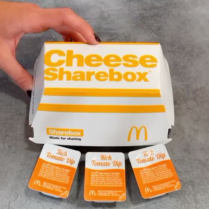 Which 2 mates are you sharing a Cheese and Herb Melts Sharebox with? 🙋‍♀️🙋‍♂️