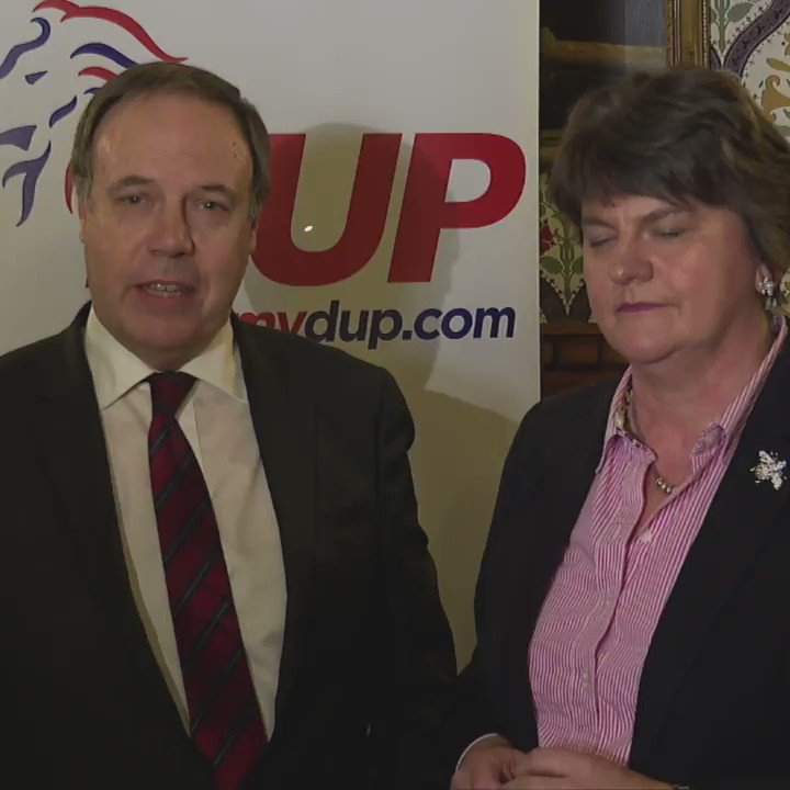 The DUP says Boris Johnsons Brexit deal drives a coach and horses through the Good Friday Agreement bbc.in/32kM3Se