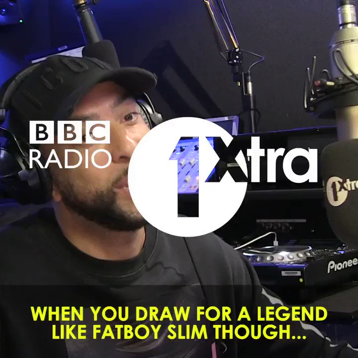 ''He shuts down Brighton Beach'' 🙌  @Ocean_Wisdom tells @DJTarget how his collaboration with the legendary @FatboySlim came about on his new project 'Big Talk, Vol. 1'