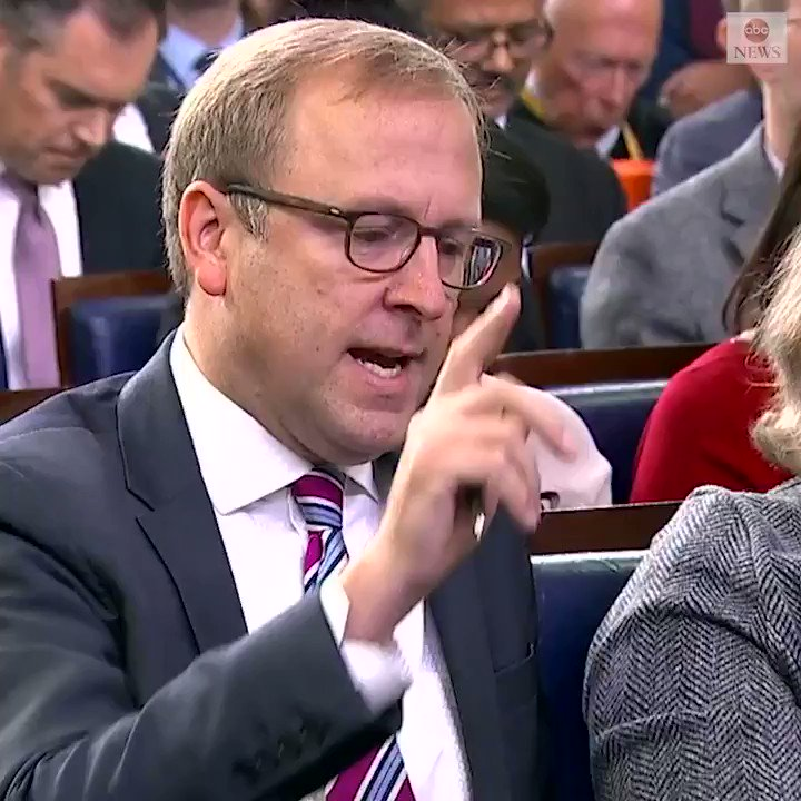 .@jonkarl : To be clear. What you just described is a quid pro quo. It is funding will not flow unless the investigation into the Democratic server happened, as well.  Mick Mulvaney: We do that all the time with foreign policy.  https://abcn.ws/35CWK4N