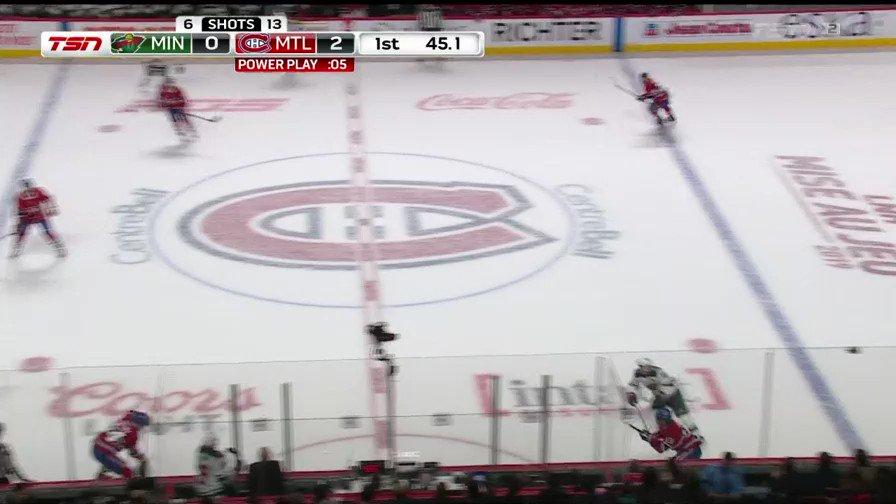 Hey, Nick Suzuki (@nsuzuki_37)... Welcome to the Show, kid! NHL x @MG