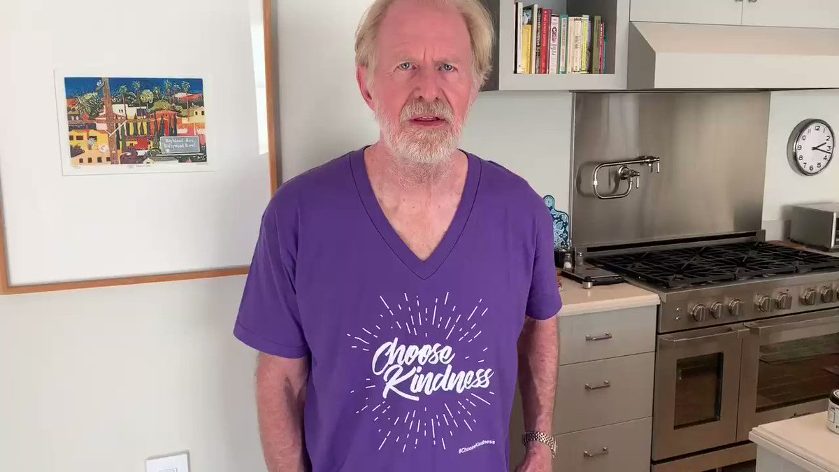 @edbegleyjr has something important to say on #SpiritDay! #ChooseKindness #BlessThisMess