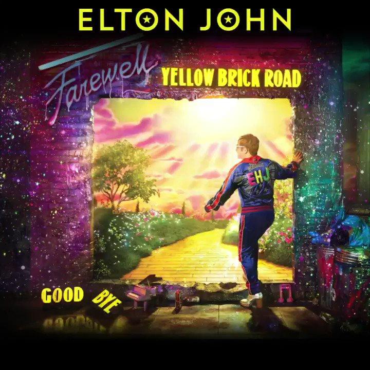 Image for the Tweet beginning: The latest #EltonFarewellTour USA shows