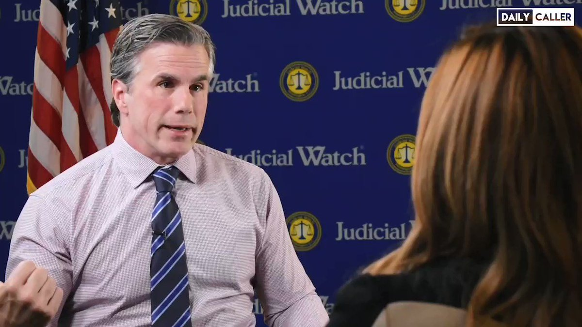.@TomFitton with @DailyCaller on the Biden-Ukraine Scandal: We filed 3 FOIA fed lawsuits to get docs about those deals/firing of the Ukraine prosecutor done at the behest of Biden under threat of a billion dollars of aid being held. JW wants info on what went on there.
