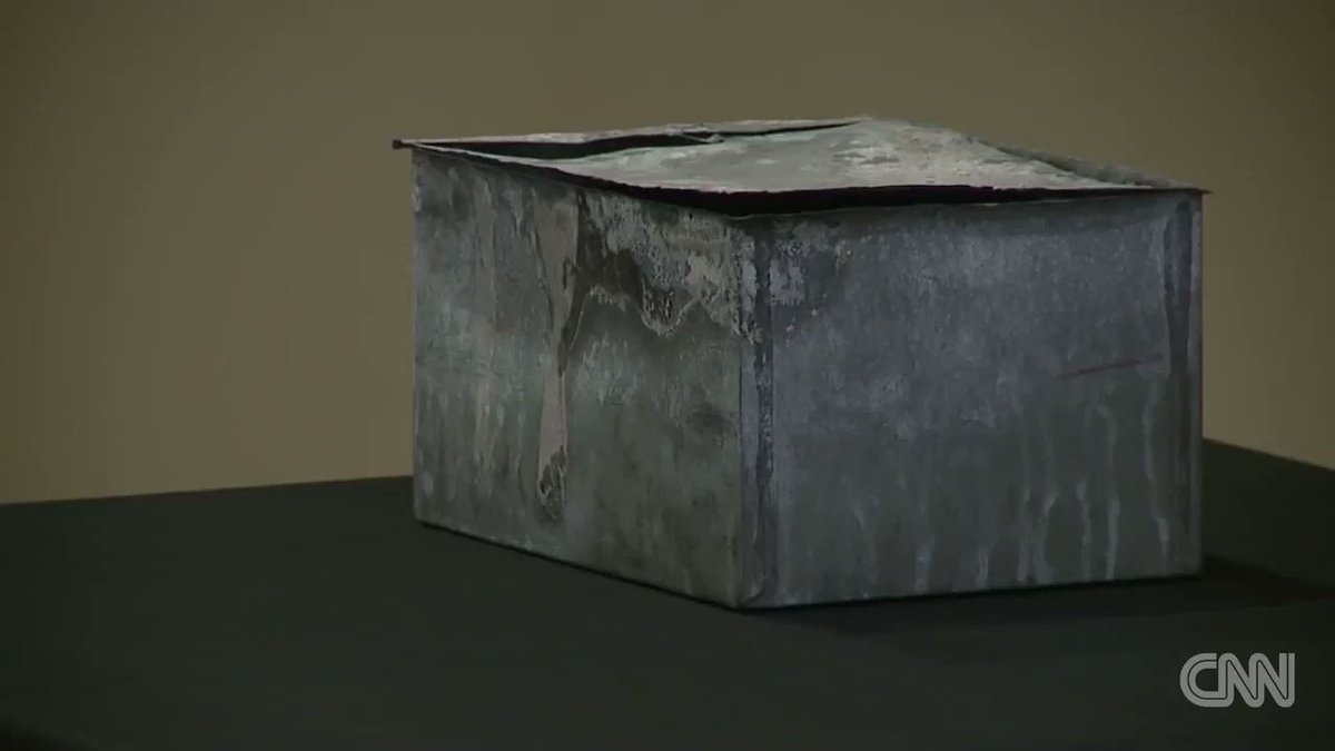 Archivists uncovered a time capsule that was first buried in Salt Lake City, Utah in 1887, and was filled with unexpected history cnn.it/33JXYte