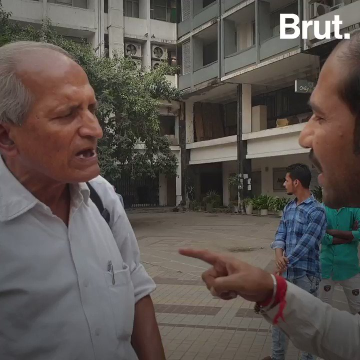 This 71-year-old former IIT professor braves nasty abuse and bitter hate as he walks around Delhi distributing pamphlets that educate people on issues such as Kashmir, NRC and Ayodhya.