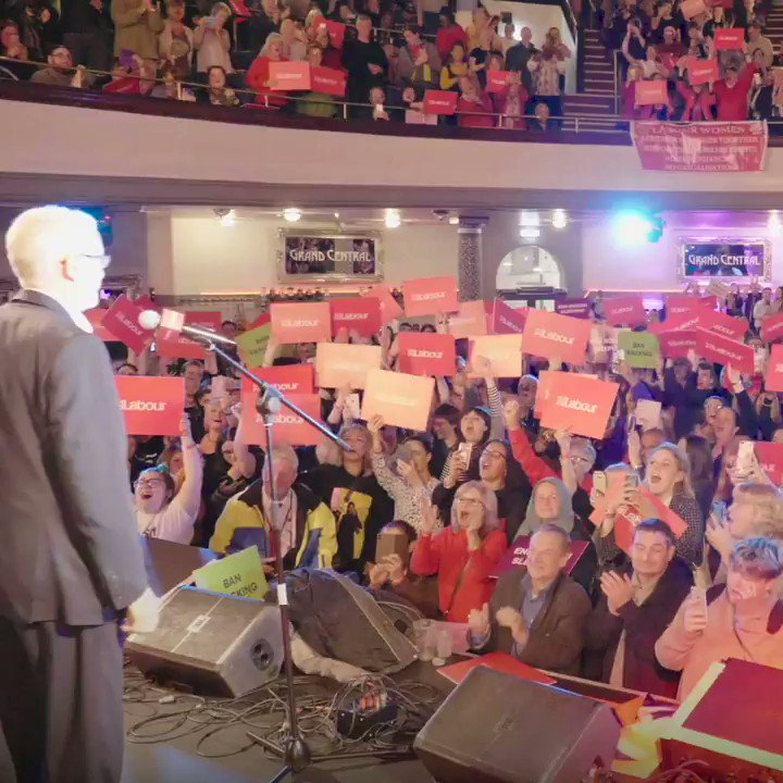 Im travelling all around the country.. to get our members mobilised and ready. Well do it ourselves through social media.. through our campaigns.. by creating that spirit of confidence that its ours to win and ours to achieve. Jeremy Corbyn. #JC4PM