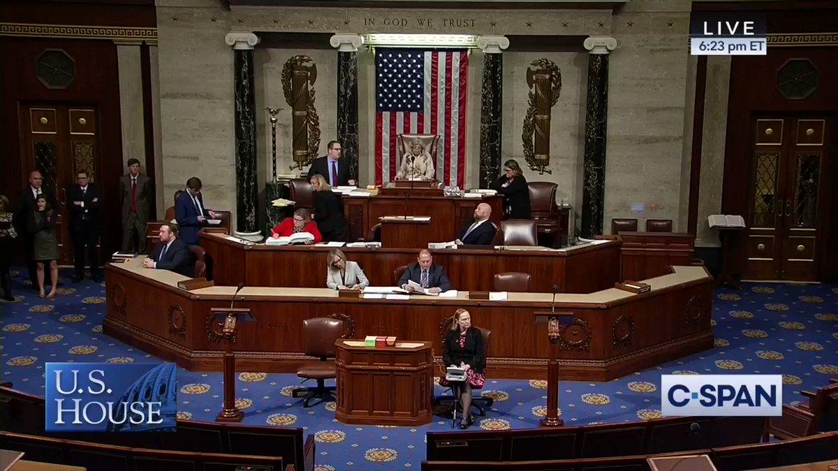 House Democrats block vote on censuring Schiff over handling of impeachment inquiry