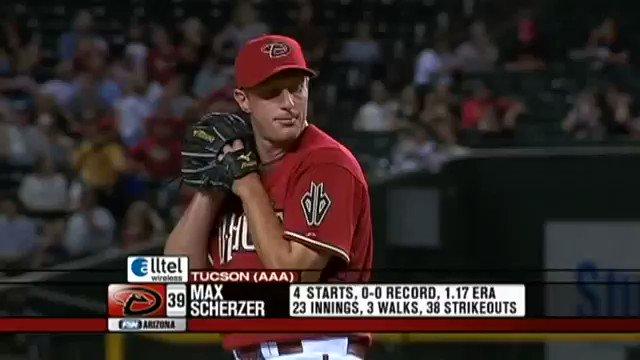 @MLB's photo on Scherzer