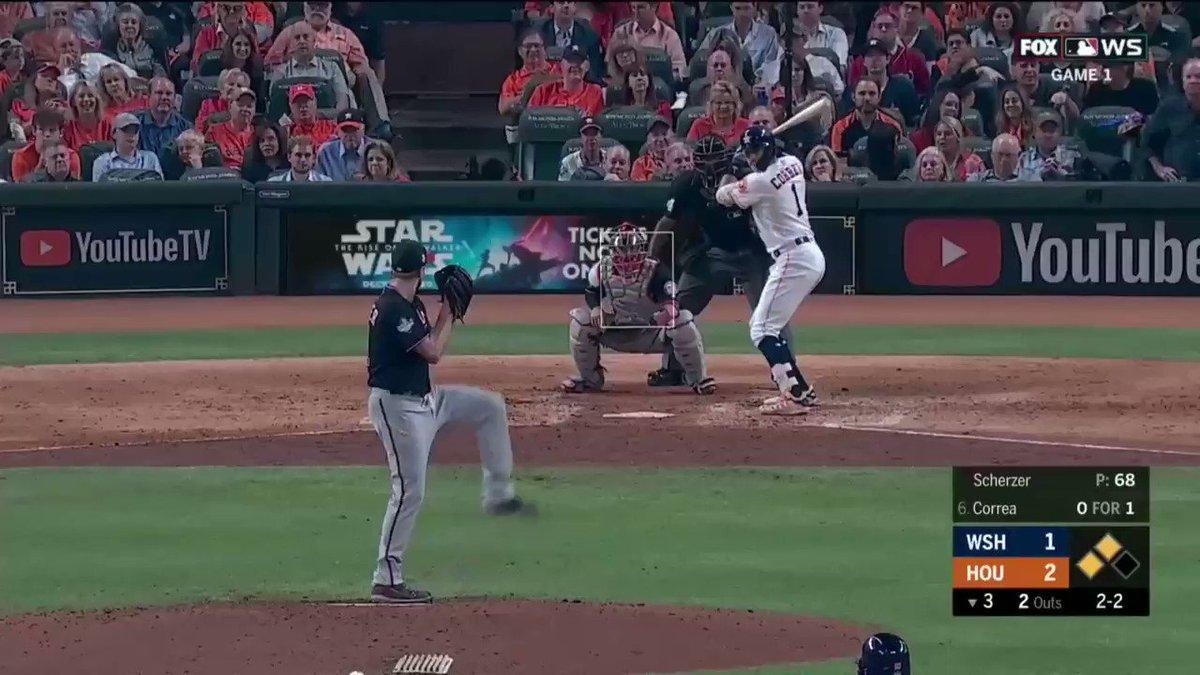 @MLBONFOX's photo on Scherzer