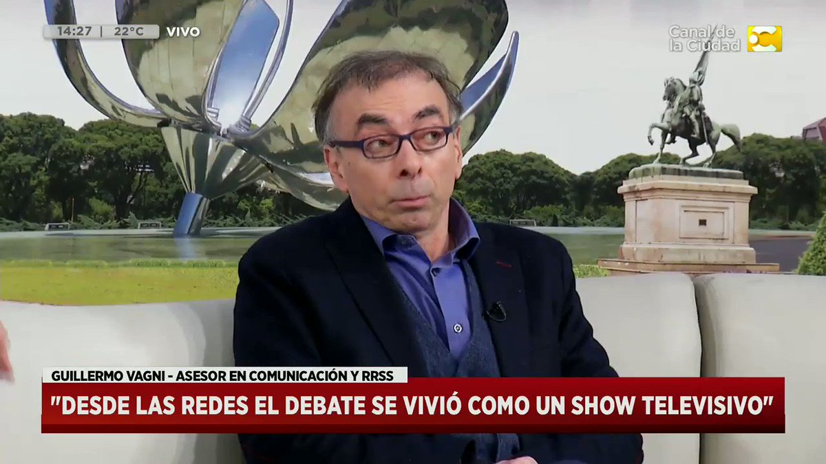 Image for the Tweet beginning: [#DEBATEAR2019 🗳️] ¿Por qué le