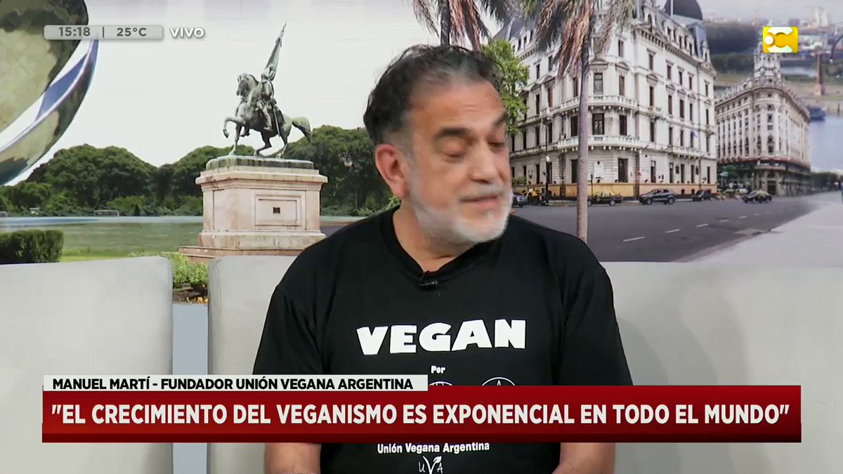 Image for the Tweet beginning: ¿El futuro es #vegano? 🥑🥦