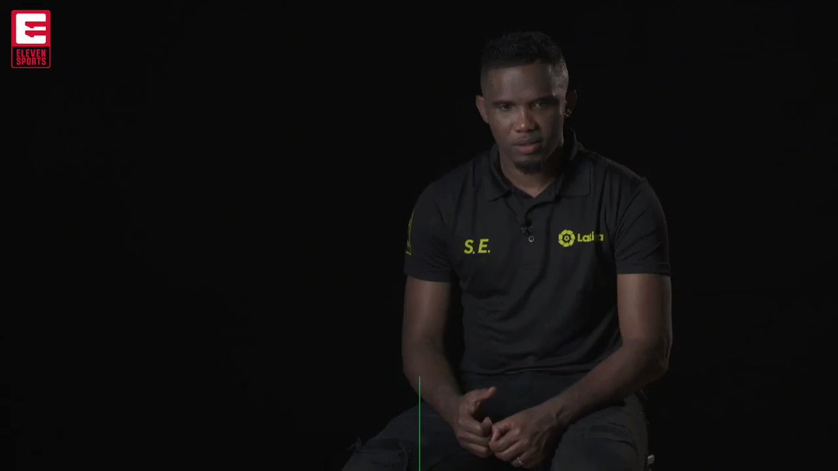 🤔 | Who is the best African footballer of all time? Samuel Eto'o found it difficult to choose...