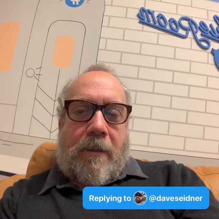 Q: #AskPaul We all know Liz Dudley beat L. Marvin Metz, but characters aside, who would you put money on in a dumpling eating contest? Paul Giamatti or Sonya Cassidy? - @daveseidner  A: