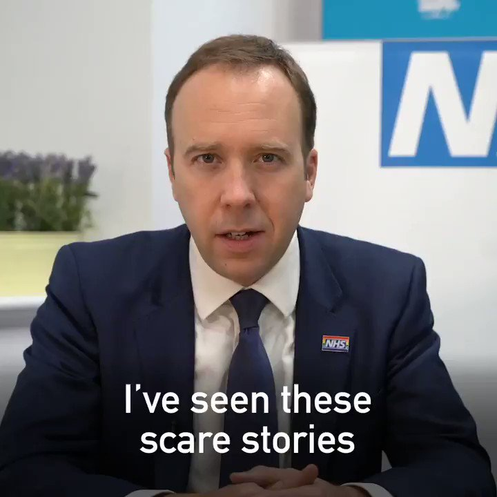 #WATCH: Health Secretary @MattHancock takes apart Labour's lies. 💙 Only @BorisJohnson and a strong economy can fund a brilliant health service. #BackBoris