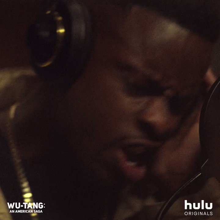 This that where were you the first time you heard that GZA verse?... #WuTangOnHulu