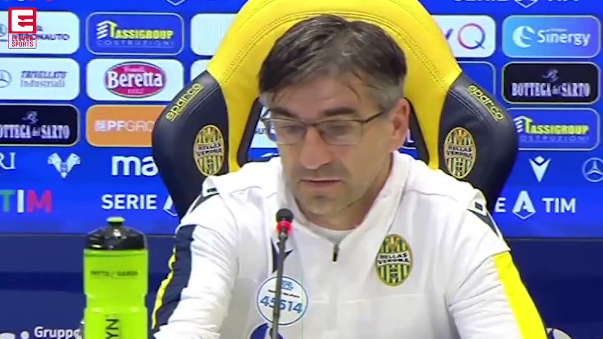 🤨 | 'There was no racism, just people trying to unnerve a great player.' Ivan Juric, Hellas Verona's Head Coach.
