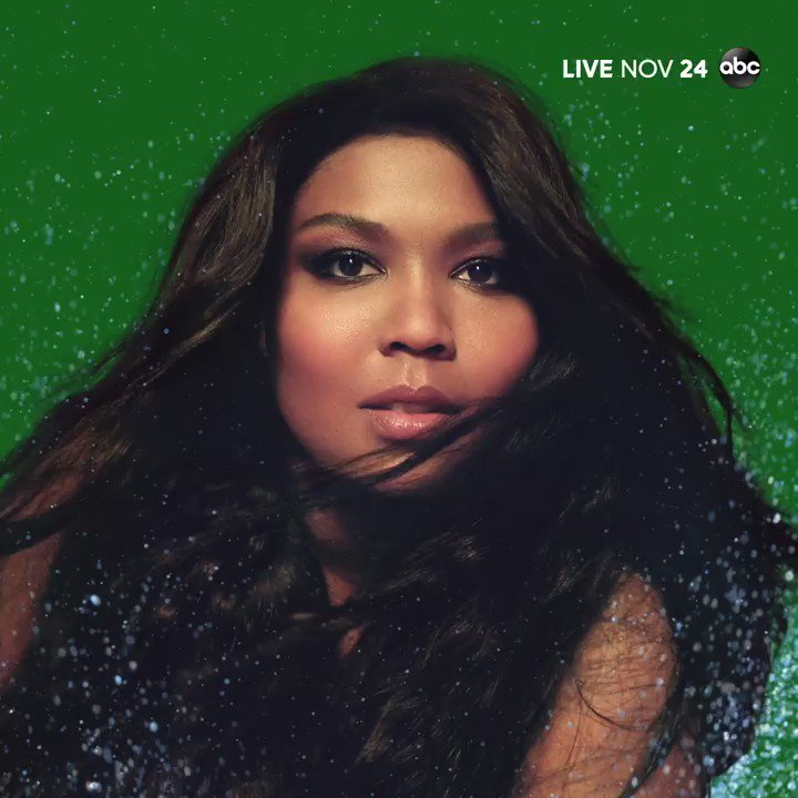 How you feelin?! @lizzo is performing at the #AMAs for the very first time! LIVE Sunday, November 24th at 8/7c on ABC! 🙌