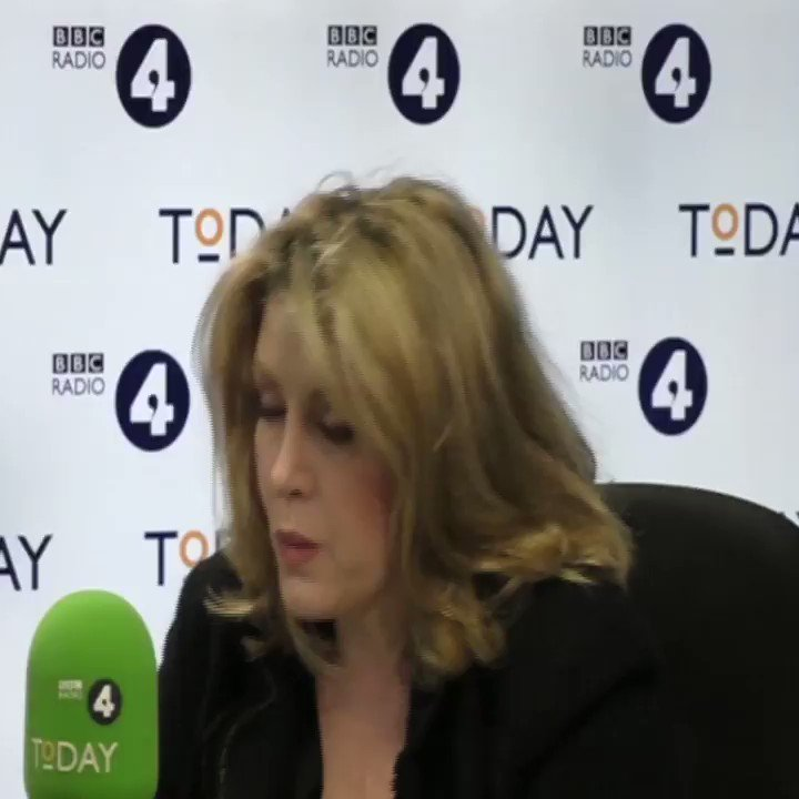 Do we need a new emoji to call out online abuse? 🤔 Former defence secretary Penny Mordaunt hopes the #GoodManners campaign will help tackle internet trolls. #r4Today