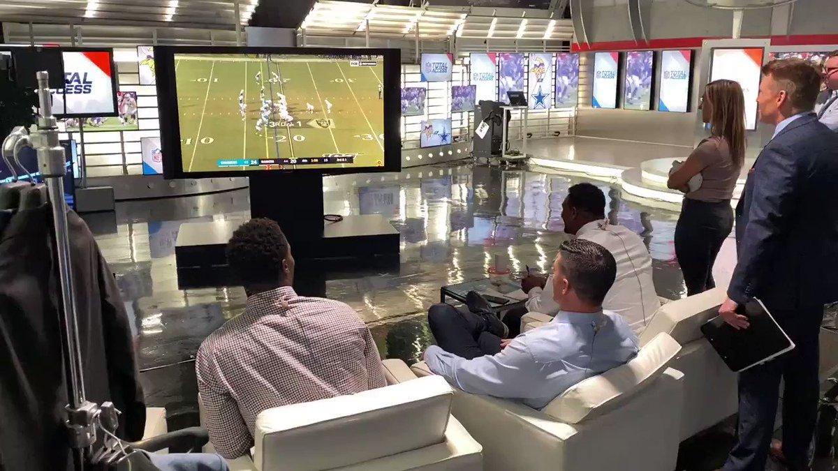 @NFLTotalAccess's photo on #LACvsOAK