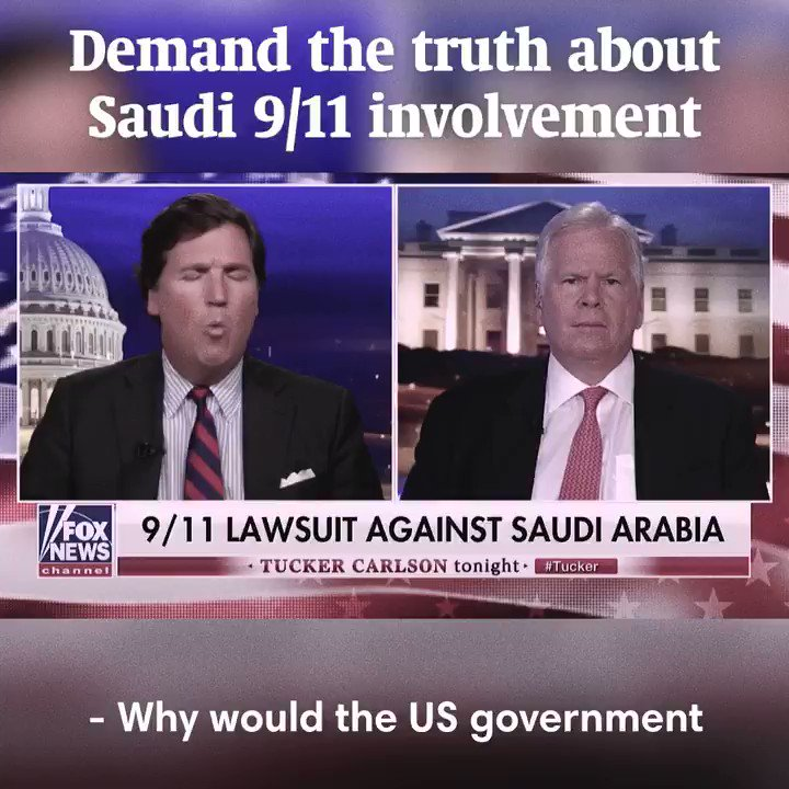 Join me in standing with the first responders and families of 9/11 victims in their fight for truth & justice — demand the Trump Administration declassify and release ALL information regarding Saudis involvement in 9/11 attack. Add your name: tulsi.to/911 #TULSI2020