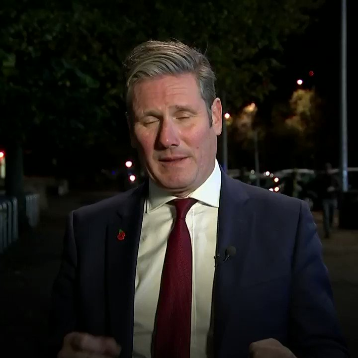 The idea that the Liberal Democrats are... going to form a government and get revoke is for the birds. Shadow Brexit Secretary Sir Keir Starmer says voting for the Lib Dems is a wasted vote, and addresses allegedly offensive remarks made by Labour candidates.